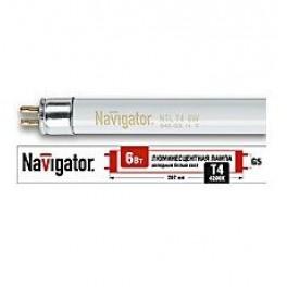 Лампа люминесцентная 94 100 NTL-T4-06-840-G5 Navigator