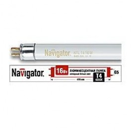 Лампа люминесцентная 94 103 NTL-T4-16-840-G5 Navigator