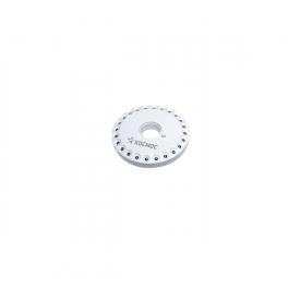 Фонарь LED 3031 (24хLED 4хAA) диск. кемпинг Космос