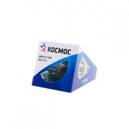 Лампа галогенная MR16 75Вт 12В GU5.3 EYCc Космос