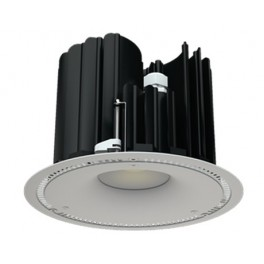 Светильник DL POWER LED 40 D80 IP66 4000K mat