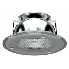 Светильник DLF 218 HF с ЭПРА б/стекла