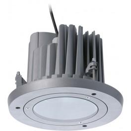 Светильник MATRIX/R LED (26) silver 5000K