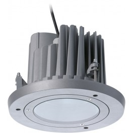 Светильник MATRIX/R LED (60) silver 4000K
