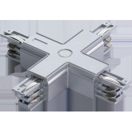 Connector PG X-shaped metallic