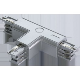 Connector PG T-shaped left externa white