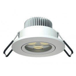 Светильник DL SMALL 2023-5 LED WH