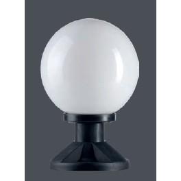 Светильник NFC 140 E40 шар дымчатый 200