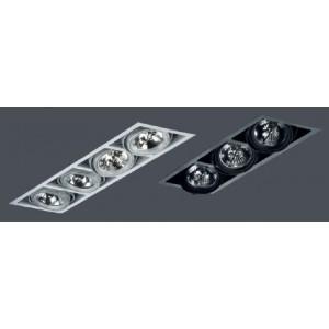 Светильник SNS 1x70/100 HF с ЭПРА (комплект) белый
