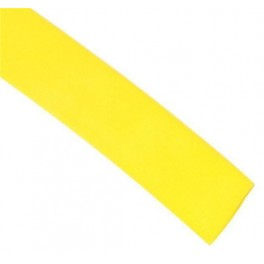 Трубка термоусаживаемая ТУТ 4/2 жёлтый