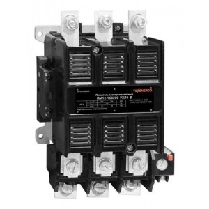 Электромагнитный пускатель ПМ12-160200 400В