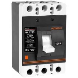 Выключатель автоматический ВА5735-340010 125A