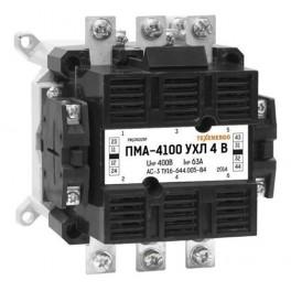 Электромагнитный пускатель ПМА 4100 2з+2р 400 В