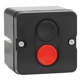 Пост кнопочный ПКЕ 722-2 У2 IP54 пластик