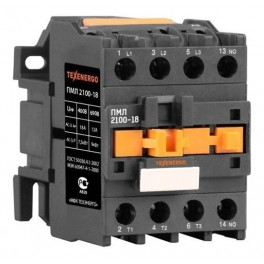 Электромагнитный пускатель ПМЛ 2100-18 230В 18А 1з
