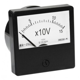 Вольтметр Э-8030-М1 150 В