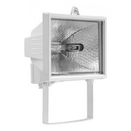 Прожектор галогенный ИО 500Вт белый IP54