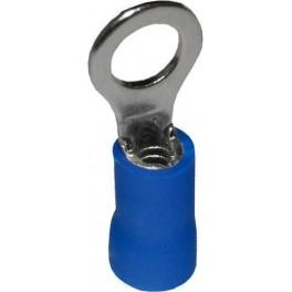 Наконечник кольцевой изолированный НКИ 2,5-5 синий (100 шт.)