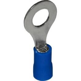 Наконечник кольцевой изолированный НКИ 2,5-6 синий (100 шт.)