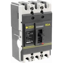 Автоматический выключатель АЕ 2056МП 80А