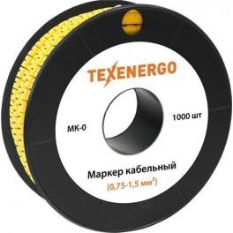 Маркер МК0-1,5 мм символ '1' 1000шт/рол.