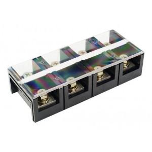 Блок зажимов ТС-1504 (150А; 4 пары клемм)