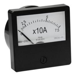 Амперметр Э8030-М1 75/5 А