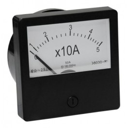 Амперметр Э8030-М1 50 А