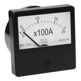 Амперметр Э8030-М1 2000/5 А