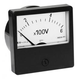 Вольтметр Э8030-М1 600 В