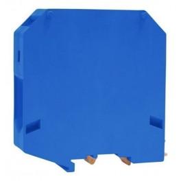 Клеммный зажим ЗНИ - 95мм синий