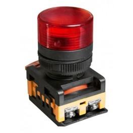 Сигнальная лампа AL-22TE красный 230В неоновая лампа
