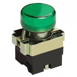 LAY5-BU63 зеленая d=22