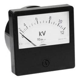 Вольтметр Э8030-М1 12кВ (10000/100В)