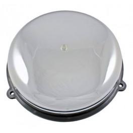 Звонок громкого боя МЗМ-1С 220АС 300мм цвет серебристый