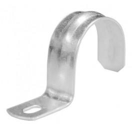 Скоба металл. 1-лапк. СМО Ф19-20мм (выпис. упаков.)