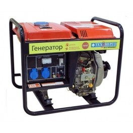 Генератор ГД 2GF-LH 1-фазный, 1,7 кВт, дизельный