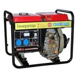 Генератор ГД 3GF-LH 1-фазный, 2,8 кВт, дизельный