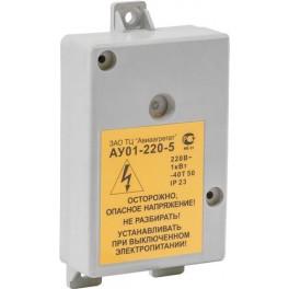 Автомат управления освещением АУО1-220-5