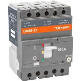 Выключатель автоматический ВА 88-33 160А