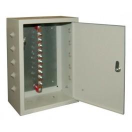 Ящик ГЗШ21 - 10 - 250А (медь 3х20 до 275 Ампер ) 10 присоединений IP31