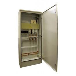 Инвентарное вводно-распределительное устройство ИВРУ-1-100 IP31 без э/счёт. , корпус1600х700(600)х300 мм (ручка рубильника внутри корпуса)