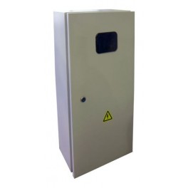 Шкаф учета ШУ- 1/Т IP31 (без э/счетчика; с КИ, без автомата ) корпус ЩУ-1зо 620х300х170
