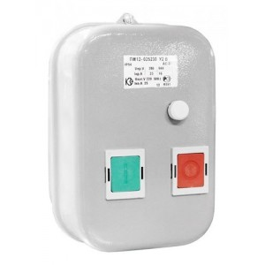 Электромагнитный пускатель ПМ12-025230 220 В 1з 10А