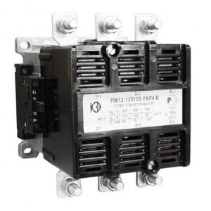 Электромагнитный пускатель ПМ12-125100 380 В