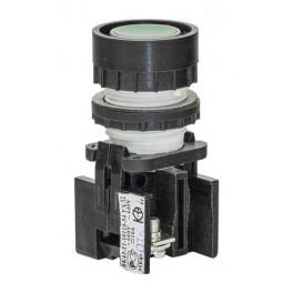 Выключатель кнопочный ВК-43-21 10110 1з зел