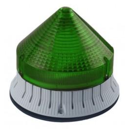 Маяк CTL1200FMT зеленый 12/240В AC/DC IP54 (33854)