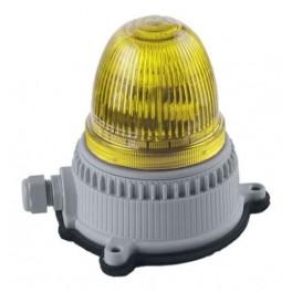 Маяк проблесковый ксенон. OVOPG9LMT24240A5 желтый 24/240В IP65 (30115)