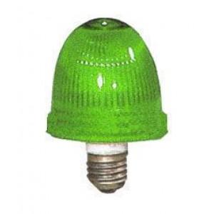 Маяк непрерыв. свечен. OVOEFMT12240DA4 зеленый 12/240В IP65, патрон Е-27 (31334)