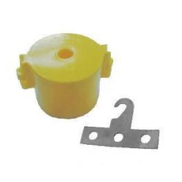 Коробка потолочная Л253 У3 цилиндр